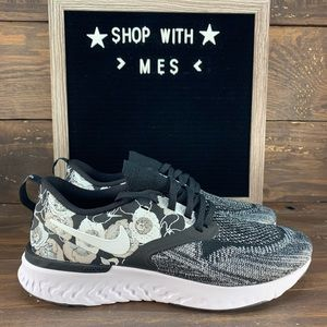 Nike Odyssey React 2 Flyknit FLR Womens Shoes